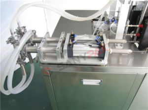 China Factory High Speed Six Head Filling Mask Machine pictures & photos