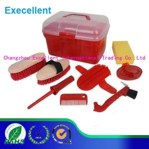 Horse Equipments of Horse Grooming Kits Horse Grooming Sets pictures & photos