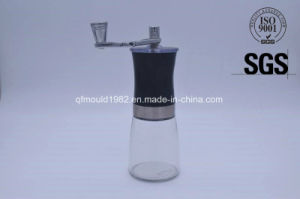 Manual Coffee Bean Glass Coffee Grinder pictures & photos