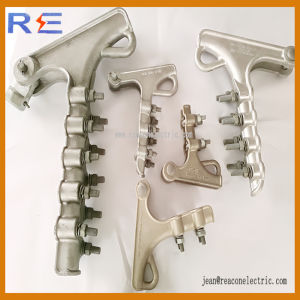 Nll Series Aluminum Alloy Dead End Strain Clamp pictures & photos