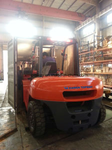 5ton to 10ton Diesel Forklift Truck with Chinese or Japanese Isuzu Engine pictures & photos
