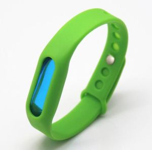Custom Rubber Watch Band Silicone Mosquito Wristband