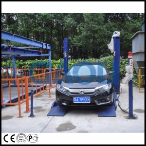 Gaoli Two Post Home Parking Lift Car Parking pictures & photos
