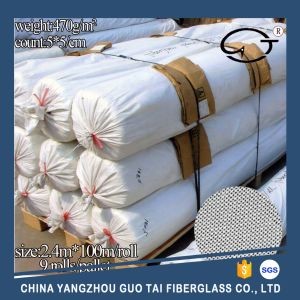 Base Cloth of Fiberglass Needled Mat pictures & photos