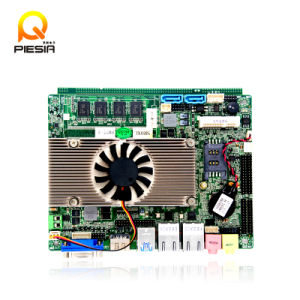 Motherboard for Mini PC 3.5 Inch 2 LAN Ports Motherboard pictures & photos