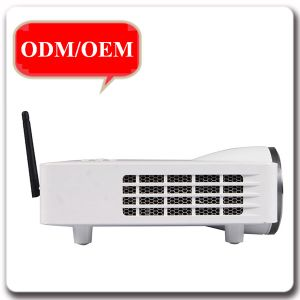 5000 Lumens HD 1080P WiFi DLP 3D Short Throw Projector pictures & photos