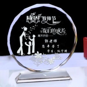 Fashion Laser Engraving Plaque Award Trophy pictures & photos