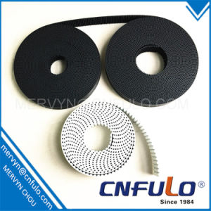 Open PU Timing Belt with Steel Cord pictures & photos