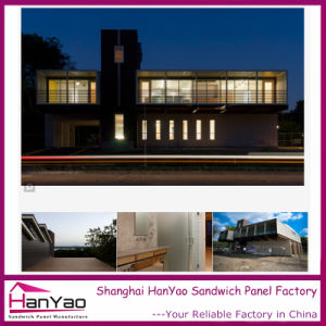 Shanghai Factory Luxury Steel Structure Modular Conatiner House on Sale pictures & photos