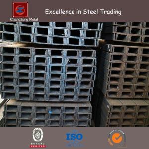 JIS G3129 Steel Channel Bar for Building Material (CZ-C120) pictures & photos