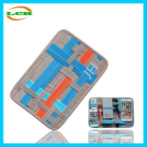 Factory Price Multifunction Elastic Loops Travel Digital Products Storage Bag pictures & photos