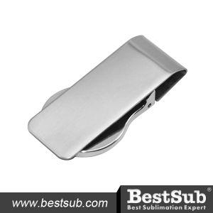Bestsub Zinc Alloy Personalized Sublimation Cash Clip (QJ01) pictures & photos