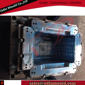 Turnover Box Plastic Mould (fish use) pictures & photos