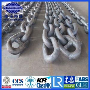 Shipbuilding Marine Mooring Chain pictures & photos