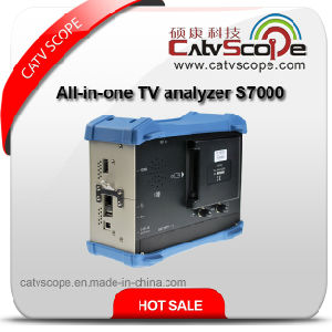 All-in-One TV Analyzer S7000 pictures & photos
