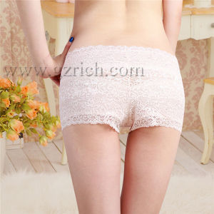 Anti Cellulite Burn Fat Full Lace Compiled Pelvis Correction Shorts pictures & photos
