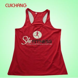 Wholesale Custom Women′s Gym Tank Top / Fitness Tank Top pictures & photos