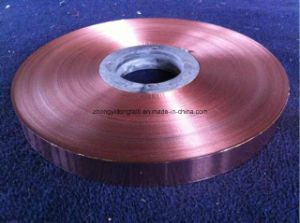 Cable Cu Pet Film Copper Foil Tape for Shielding pictures & photos