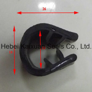 PVC Car Windshield Rubber Edge Trim pictures & photos