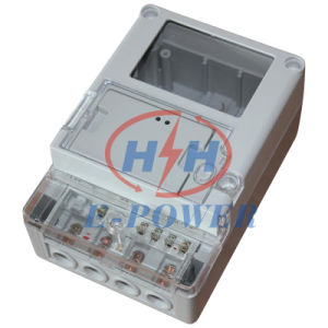 Single Phase Energy Meter Box with 60A pictures & photos