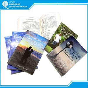 Soft Cover Perfect Binding Book Printing pictures & photos
