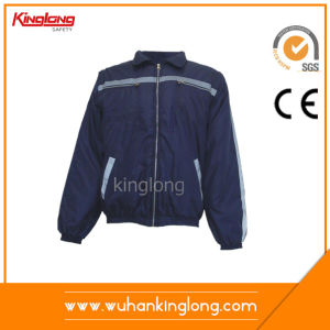 High Tear Fluorescent Workwear Winter Jacket