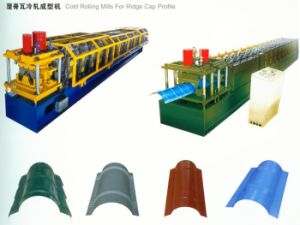 New Ridge Capping Roll Forming Machine pictures & photos
