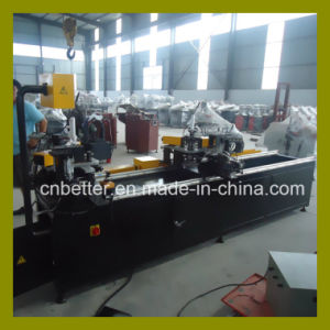Double Head Corner Combining Machine / Aluminum Window Crimping Machine Aluminum Door Window Machine pictures & photos