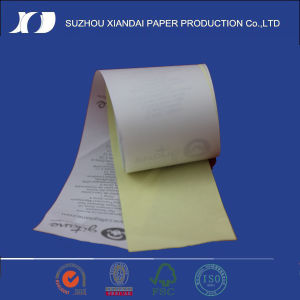 POS ATM Paper NCR Paper with Custom Printing 3 1/8 Inch Width Roll Paper 3 Inch pictures & photos