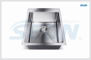 Handmade Single Bowl Stainless Steel Sinks (SC1020) pictures & photos