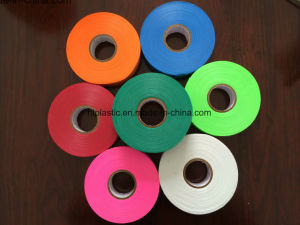 Flagging Tape Different Color for Agriculture Supplier pictures & photos
