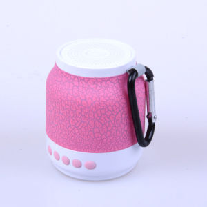 Factory Price Crack Portable Mini Bluetooth Wireless Speaker pictures & photos