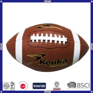 Made in China Custom American Football pictures & photos