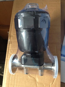 Pneumatic Diaphragm Valve/Sanitary Diaphragm Valve pictures & photos