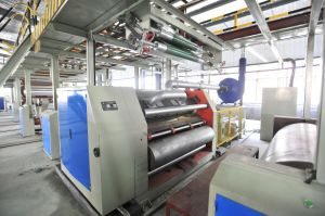 2000mm Width High Speed Corrugated Cardboard Production Line pictures & photos