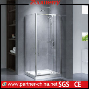 Modern Style Shower Screen Folding Glass pictures & photos