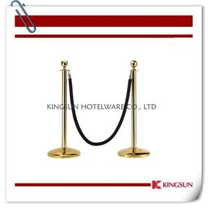 Bp208b Decoration Rope Barrier Stand pictures & photos