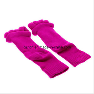 Feet Foot Alignment Socks, Fice Toe Sock pictures & photos