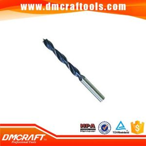 Black Finished Wood Brad Point Drill Bits pictures & photos