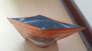 Valve Bag Ziplock Foil Heat-Seal Food Bag Plastic Packing Bag for Food pictures & photos