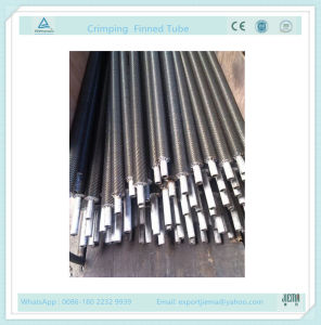 Welded Stainless Steel 304 Air Radiator Fin Tube for Condensing Boiler pictures & photos
