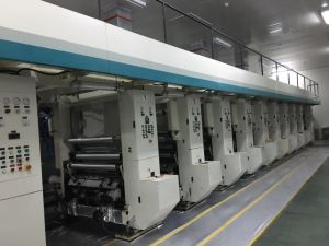 Used Fr180els Rotogravure Printing Machine pictures & photos