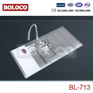 Stainless Steel Sink (BL-713) pictures & photos
