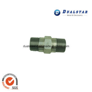 Precise Stainless Steel Coupling Pipe Fittings for Lab Faucet