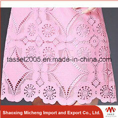 African Hot Selling Voile Lace with Stone 3034 pictures & photos
