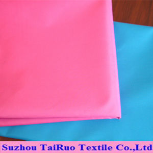 High Quality Polyester Pongee Fabric for Lining pictures & photos