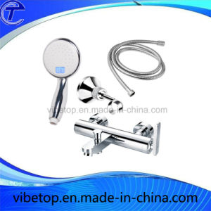 Stainless Steel Exquisite Electroplate Shower Head pictures & photos
