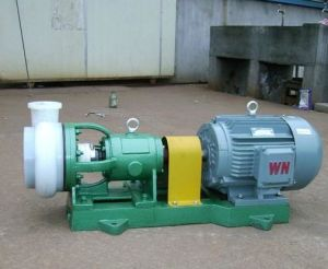 Polypropylene Electric High Speed Diesel Chemical Transfer Pump pictures & photos