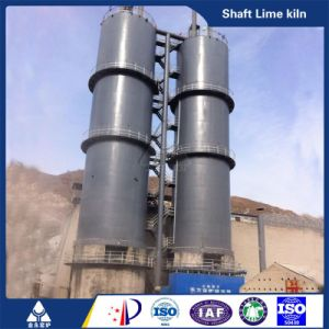 Popular Vertical Shaft Lime Kiln Low Price of China Factory pictures & photos