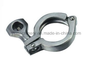 Sanitary Stainless Steel Tri Clover Clamp Ferrules